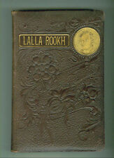 LALLA ROOKH - embossed leather