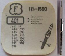 Felsa F 690 692 410 415 693 694 715 760 790 792 & 1560 watch parts stem #401