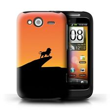 STUFF4 Back Case/Cover/Skin for HTC Wildfire S/G13/Minimalist Movie Art