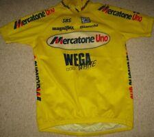 Mercatone Uno Bianchi Santini Italian cycling jersey [L] ..