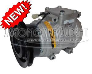 A/C Compressor w/Clutch for Eagle Mitsubishi & Toyota vehicles - NEW