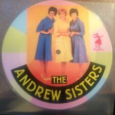 7' Picture Andrews Sisters > rum and Coco Cola/con me... < 50's ORO/Maybellene