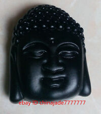 100% China natural jade hand-carved pendant of Kwan-yin worth collecting !