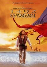 1492: Conquest of Paradise Dvd New