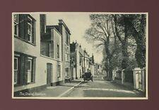Devon TOPSHAM The Strand c1910/20s? PPC corner crease