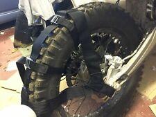 Estándar, Motocicleta Trailer Tie-Down Rueda Correa motorx/bicicleta de carretera
