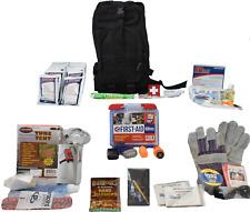 Emergency Survival Kit Bug Out Bag Zombie Prepper Backpack Survival Kit
