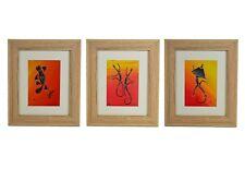 Set of three Framed Prints, Australian Wildlife