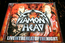 DIAMOND HEAD Live in the head of the night !!! 2CD ZOOM REC ONE EDITION ON CD