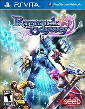 Ragnarok Odyssey - PlayStation Vita - Brand New