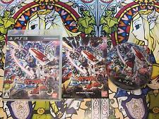 KIDOU SENSHI GUNDAM EXTREME VS PS3 PLAYSTATION 3 NTSC JAPAN COMPLETO BUEN ESTADO