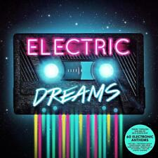 Electric Dreams by Various Artists (CD Box Set, Sep-2017, 3-Discs, Universal Music)