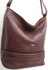 -AUTHENTIQUE sac à main type seau EL CAMPERO  cuir   TBEG bag A4