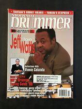 "Modern Drummer Magazine November 1999 Jeff ""Train"" Watts"