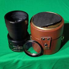 Leica Leitz Wetzlar ELMARIT R 90mm f/2.8 lens - GERMANY