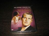 Dolce Uccello De Gioventù DVD Paul Newman Geraldine Page Sigillata Nuovo