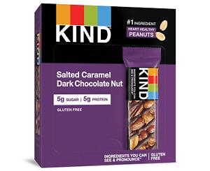 kindsnacks Dark Chocolate Mocha Almond(12 bars) - Free Shipping