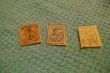 Uruguay-(-1866-67)SC#29/30/31/34/35/36/37/38-COAT of ARMS&NUMERAL-USED-LOT of 8