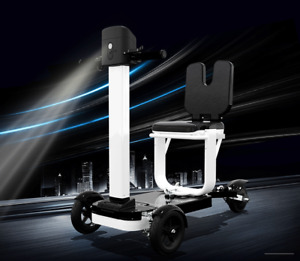 Folding Comfort Go Class or Work Use It Instead of Walk 350w Electric Tricycle。。