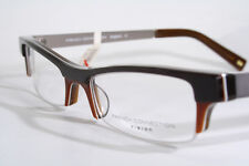 New FRENCH CONNECTION England OFC6025 Semi Rimless Low Profile Eyeglass Frames