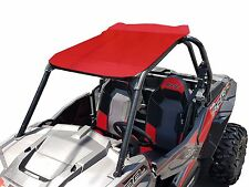 Polaris RZR XP XP2 900 / 1000 Aluminum Roof 2 Seats Red