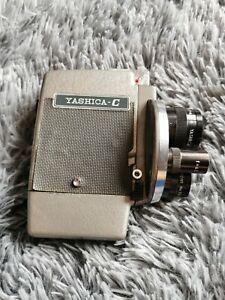 Yashica-C Movie Camera Spares Or Repairs Vintage