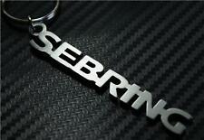 Para Chrysler Sebring LLAVERO KEYRING SCHLÜSSELRING Porte-clés CRD LX Jxi LX GTC