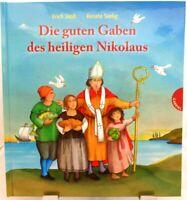 Die guten Gaben des heiligen Nikolaus Tolles Bilder Kinderbuch zu Weihnachten 52