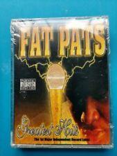 FAT PATS - Greatest Hits Cassette BRAND NEW RARE RAP