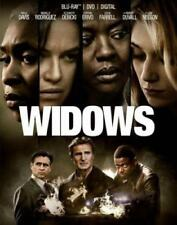 WIDOWS (Viola Davis) BLU RAY - Region free  - sealed