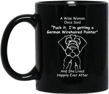 German Wirehaired Pointer Mug - German Wirehaired Pointer Gift - Birthday Mug