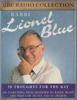 Rabbi Lionel Blue 50 Thoughts For The Day 2 Cassette Audio Book Radio 4 Today