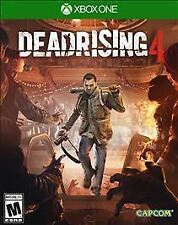 Dead Rising 4 (Microsoft Xbox One, 2016) - COMPLETE
