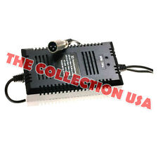 24 VOLT CHARGER FOR MOBILITY SCOOTERS GOLDEN TECHNOLOGIES BUZZAROUND XL 4-WHEEL