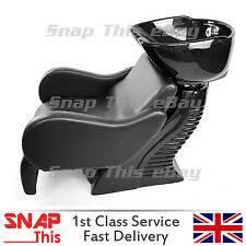 Salon Shampoo Hairdressing Barbers Back Wash Basin Chair Barber Hairdresser Sink