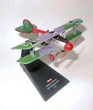 AMERCOM 1:72  WWI Biplane Paul Bäumer's colorful Albatros D.V (Jasta 5)  ACSL13