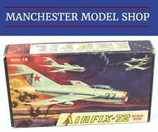 Rare 1960s Airfix USA 1:72 Mikoyan Mig 15 BOXED SCARCE EXPORT ISSUE