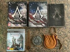 Assassins Creed III Join or Die Edition Boxed & Complete PS3