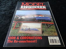 Model Engineering Magazine No 3854 18 Aug 1989 Featuring Hardness Tester
