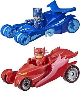 PJ Masks Deluxe Vehiclewith Character Figure Playset