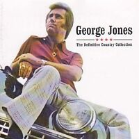 George Jones - The Definitive Country Collection [CD]