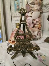 Vintage Ornate Easel/Picture/Plate Display Stand