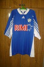 Halmstads BK Adidas Vintage Football Shirt Home 1998/1999 Soccer Jersey Size XL