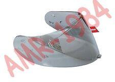 VISIERA METAL SILVER  NOLAN N87 A SPECCHIO COLORE ARGENTO  spavis0000305