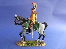 Cavalier Delprado 1er empire N°102 - Soldat chasseur à cheval du roi 1809