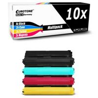 10x Eurotone Cartucho Compatible para Brother MFC-L-9570-CDW HL-L-9310-CDWTT