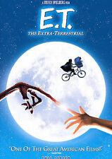 E.T. The Extra-Terrestrial (DVD, 2005, 8-Disc Set, Single Disc Edition Full Fram