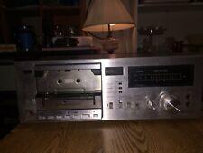 Vintage 1970's Sansui SC-3300 Stereo Cassette deck two motor ic logic