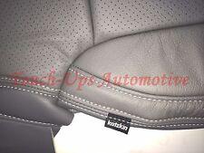 2014-2018 Chevrolet Chevy Crew Katzkin Gray Dark Ash Leather Kit Silverado LT