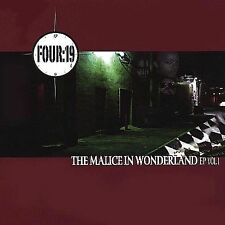 Malice in Wonderland EP, Vol. 1 [EP] by Four19 (CD, Jun-2004, Luminary Records)